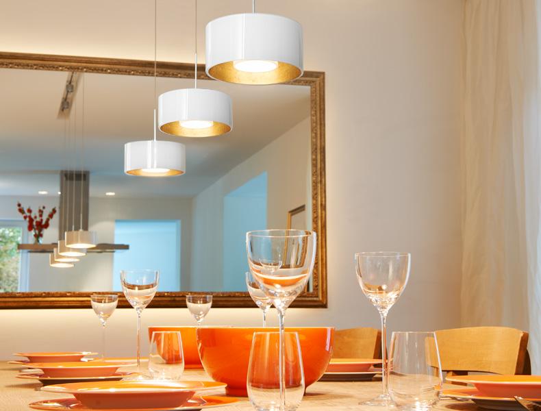 Luci Per Soggiorno Pictures - Modern Home Design - orangetech.us